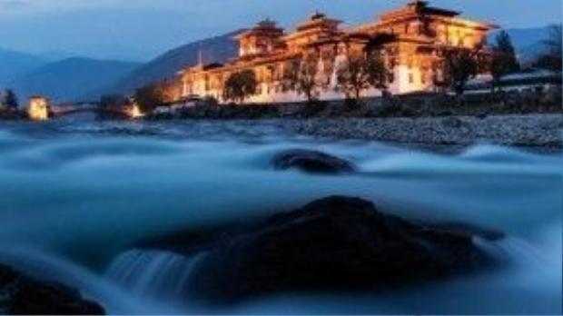 Bhutan có rất nhiều điều thú vị để khám phá nhưng không phải ai cũng có thể đặt chân đến vùng đất này. Ảnh: Dailymail