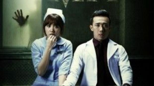 Poster Bệnh viện ma