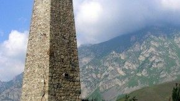 Ngọn tháp là nơi chôn cất người trông coi các linh hồn khác. Ảnh: flickr