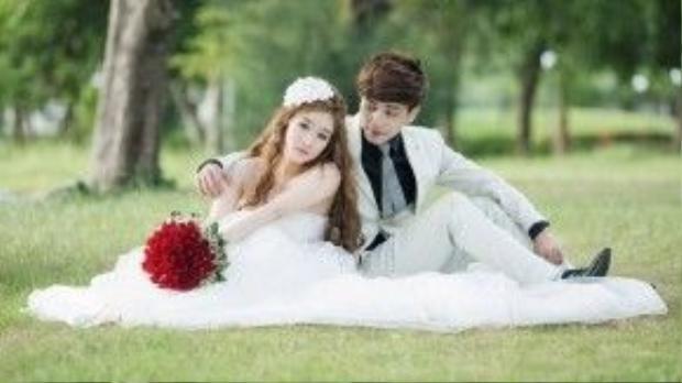 Vợ cũ Hồ Quang Hiếu sinh năm 1992, từng có thời gian học tập ở nước ngoài.