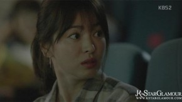 Đôi khuyên tai thanh mảnh được Song Hye Kyo lựa chọn khi hẹn hò cùng Song Joong Ki.
