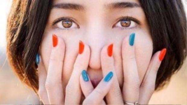 Chân dung nữ nhiếp ảnh gia người NhậtNagi Yoshida.