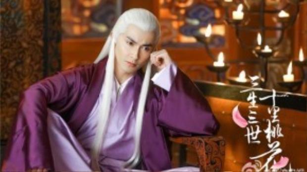 Nhiều khán giả thất vọng về tạo hình của Đông Hoa của Tam Sinh Tam Thế bản truyền hình