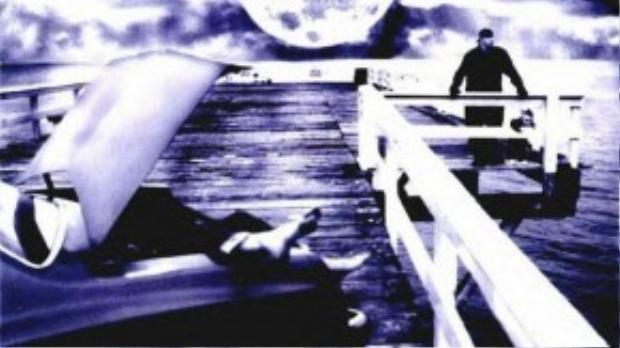 Bìa của album Slim Shady LP phát hành 17 năm trước đây.