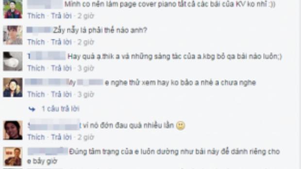 Cộng đồng mạng vô cùng thích thú trước sản phẩm âm nhạc mới của Khắc Việt.
