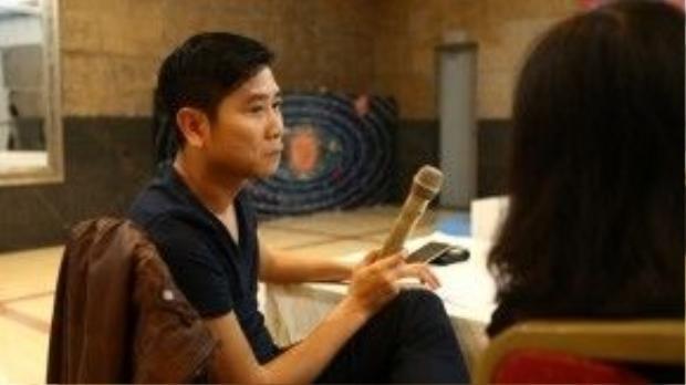 Tiếp tục đồng hành cùng các thí sinh Giọng hát Việt là nhạc sĩ Hồ Hoài Anh.