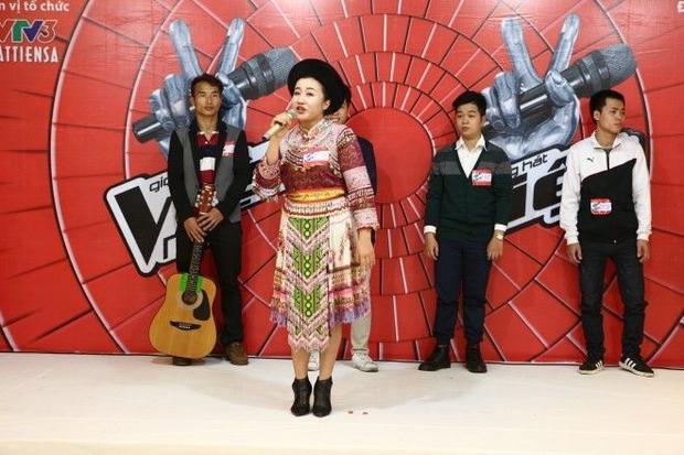 Hàng loạt sắc màu cá tính xuất hiện tại buổi casting Giọng hát Việt 2016
