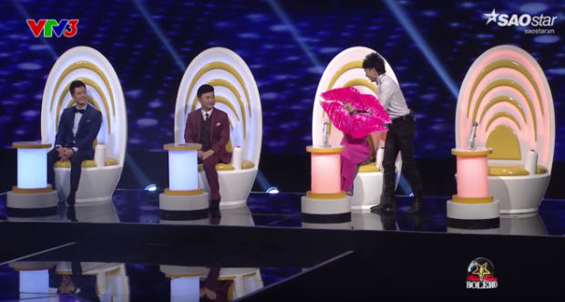 Clip: Cận cảnh loạt khoảnh khắc bá đạo của 4 HLV trên ghế nóng Thần tượng Bolero