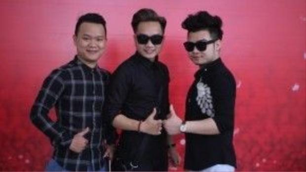 Ba chàng trai Dương Quang Tú, Vũ Tuấn Hùng, Nghĩa Nguyễn đến từ nhóm The Heaven sẽ trình diễn một tiết mục mashup các bài hát nhạc tiền chiến nổi tiếng ở Vòng bán kết.