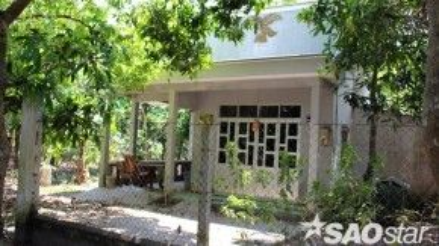 Ngôi nhà tình nghĩa của TP Cần Thơ xây tặng cho gia đình ông Bảo Tài.
