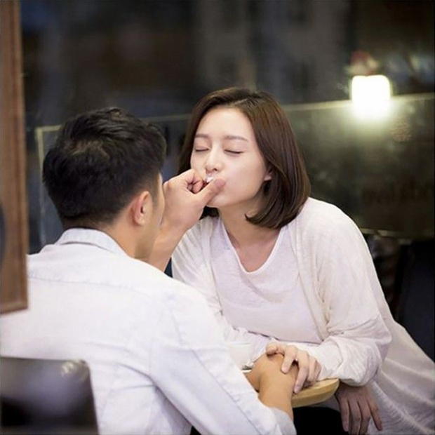 Jin Goo cưng chiều người yêu màn ảnh không thua kém Song Joong Ki