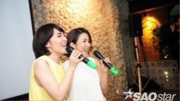 Nữ ca sĩ Nhật Thủy