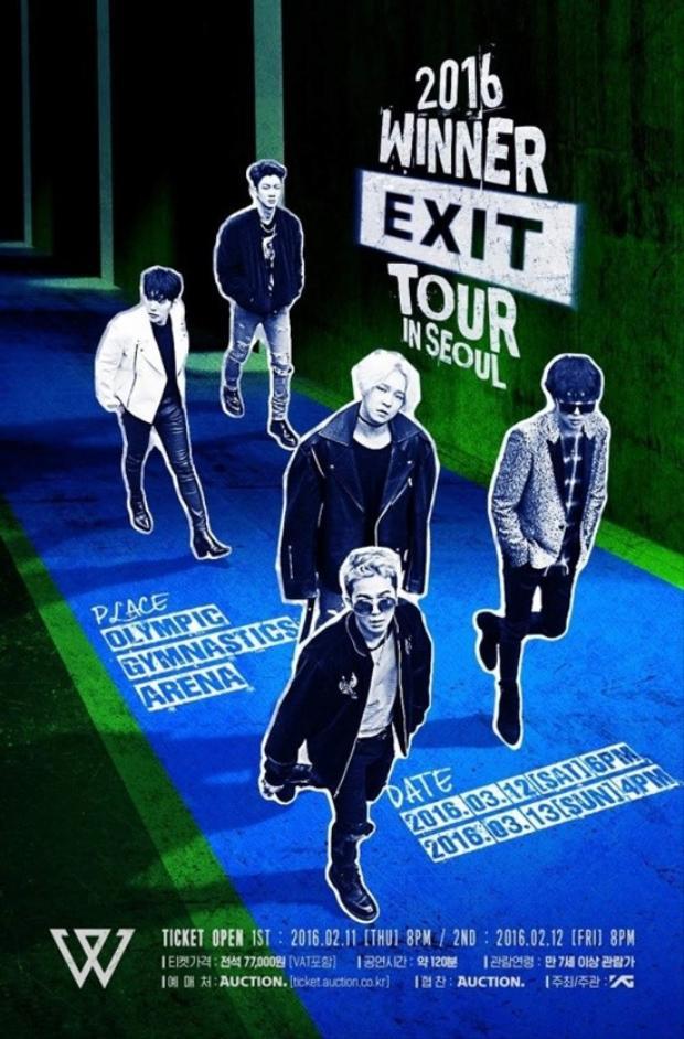 Tranh cãi dữ dội xung quanh việc YG lợi dụng BigBang bán vé concert WINNER