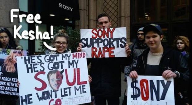 Sony sẽ bỏ rơi Dr.Luke, #FreeKesha trở thành sự thật?