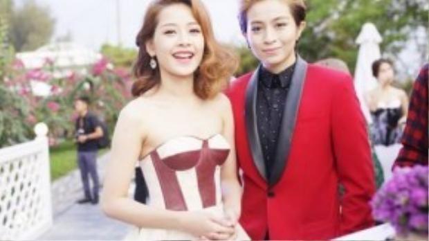 Chi Pu và Gil Lê rất xứng đáng là một cặp đôi có phong cách nhất của showbiz Việt.
