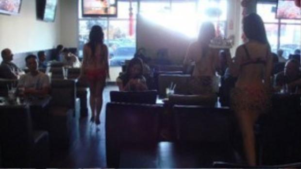 GZ Cafe được cho là thu hút nhiều khách khứa cho cả các quán xá xung quanh. Ảnh: Yelp