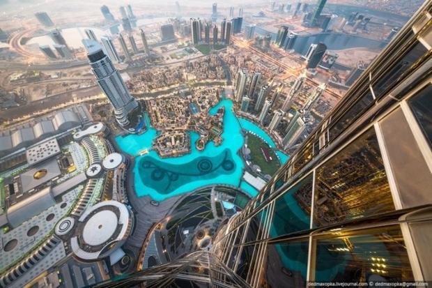 30 bức ảnh chứng minh Dubai là thành phố điên nhất thế giới