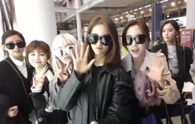 T-ara háo hức ra sân bay đến TP HCM lần thứ 2