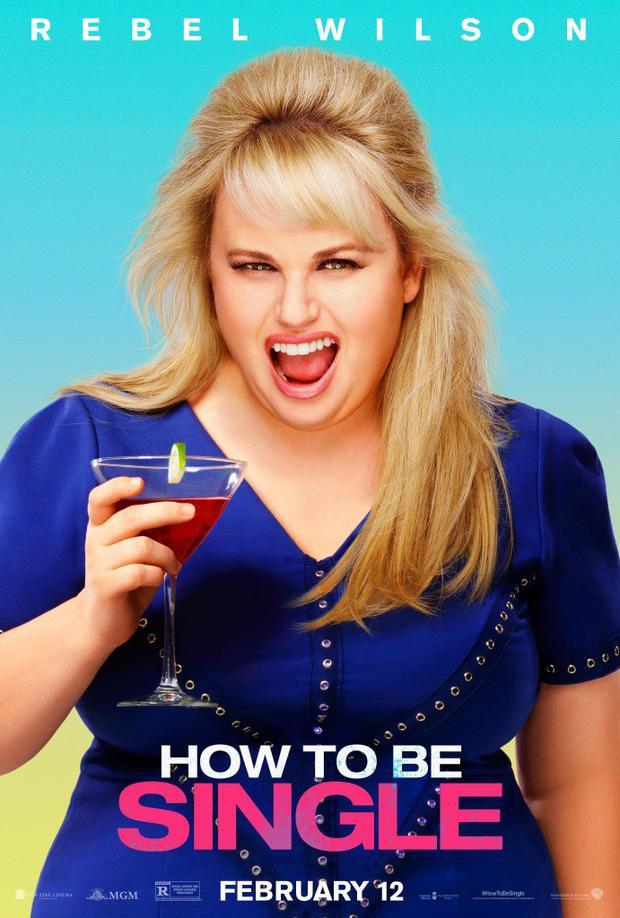 How to Be Single  nàng béo lấn át mỹ nữ 50 Sắc thái