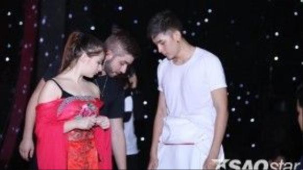 Minh Trung hứa hẹn sẽ đốt nóng sân khấu Vip Dance với bài nhảy rất hài hước.