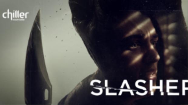 Poster series phim Slasher.