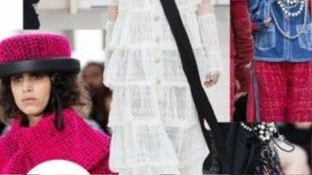 Lượt xem: 4.077.792 , với những thiết kế mới lạ người hâm mộ bị Chanel thu phục hoàn toàn trong bộ sưu tập mới.