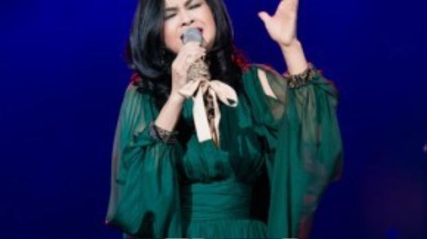 Thanh Lam của hiện giờ đã là một diva nổi tiếng được nhiều khán giả yêu thích.