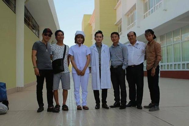 Phan Mạnh Quỳnh hé lộ câu chuyện mắc bệnh hiểm nghèo và hiến tặng tim cho bạn thân