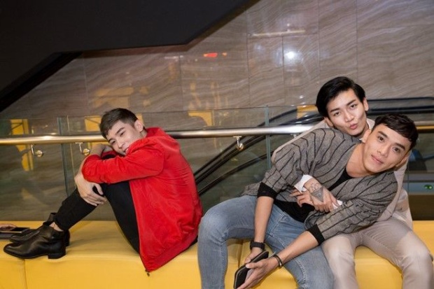 Cặp đôi Thượng Ẩn Thuận Nguyễn  Minh Trung tình tứ tái hợp sau khi dừng Bước nhảy Hoàn vũ