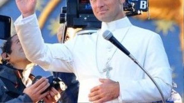 Vai diễn đang rất được khán giả quan tâm của nam diễn viên đã có trong tay 3 giải Quả Cầu Vàng.