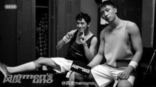 Họ là cặp đôi trong mơ của khán giả nên dư luận tiếc nuối với tuyên bố trai thẳng của Ngụy Châu.