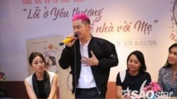Ca khúc được Ái Phương viết riêng cho tâm tư của Thanh Duy về mối tình đã qua của mình.