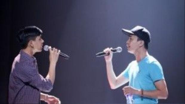 Anh chàng kỹ sư hóa Thanh Tâm sẽ kết hợp với Quý Sĩ trong ca khúc Linh hồn tượng đá của nhạc sĩ Mai Bích Dung.