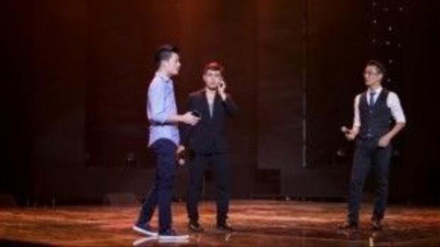 Cặp đôi Phúc Lâm cùng Bảo Toàn sẽ thể hiện ca khúc Thương hoài ngàn năm, cả hai luôn cố gắng để có sự kết hợp ăn ý nhất trên sân khấu.