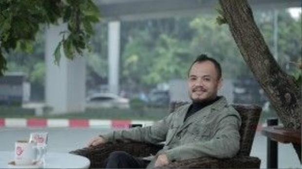 Ca nhạc sĩ Trần Lập lúc còn sống.