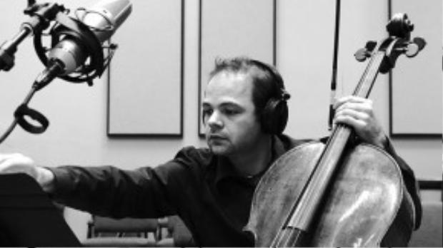 Laszlo Mezo - nghệ sĩ Violin nổi tiếng người Hungary từng hợp tác với Evan.