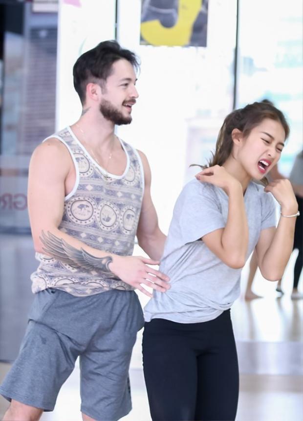 VIP DANCE: Cặp bài trùng Khả Ngân  Diệu Nhi tiết lộ màn thách đấu đêm Điện ảnh