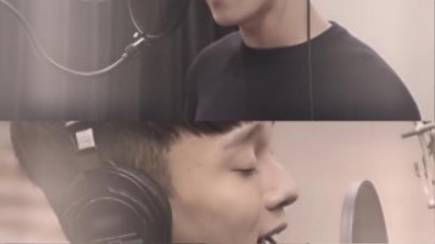 Chen góp giọng trong nhạc phim của Hậu duệ mặt trời.