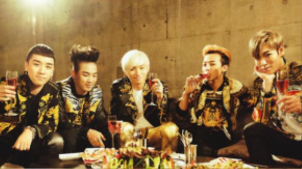 Big Bang là nhóm nhạc được đánh giá thành công nhất hiện nay của Kpop