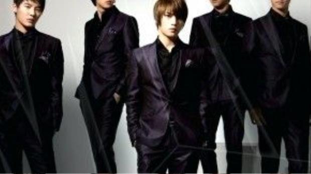 DBSK là nhóm nhạc Nhật tiến thành công nhất, huyền thoại một thời của Kpop