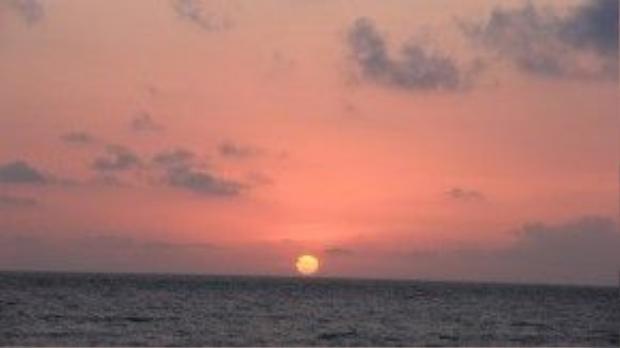 Mũi Doi cũng là địa điểm lý tưởng để ngắm bình minh trên đảo.