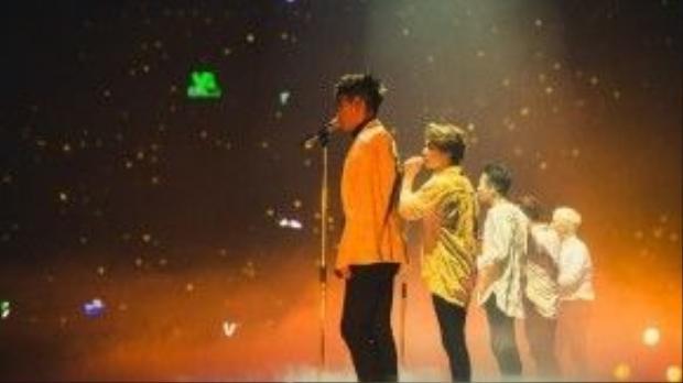 Đến với MADE, ngoài việc được thưởng thức những bản hit đình đám của nhóm như: Loser, Bang Bang Bang, Fantastic Baby, Blue,…