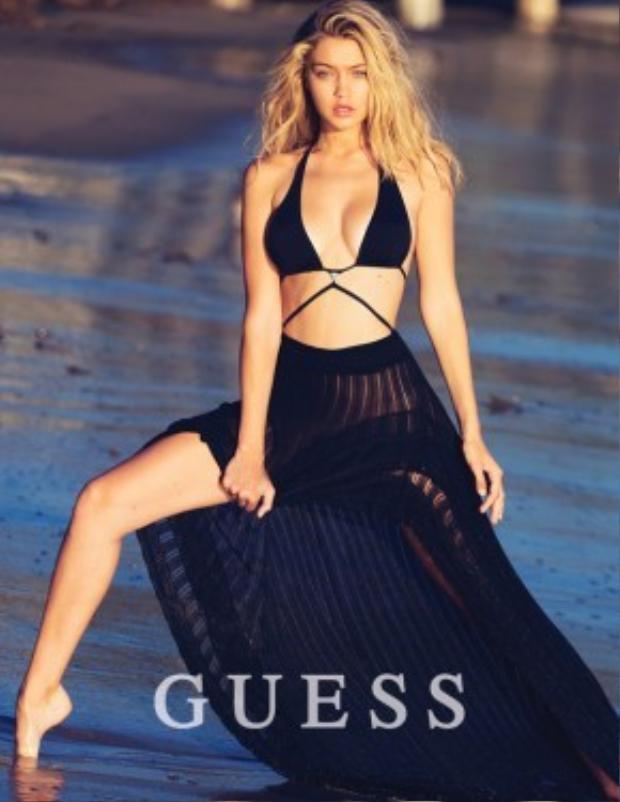Bằng nỗ lực làm việc nghiêm túc, Gigi Hadid đã chứng minh cho mọi người thấy cô thực sự có khả năng của một người mẫu chuyên nghiệp.
