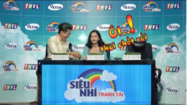 Nét mặt sợ hãi của Phạm Quỳnh Anh.