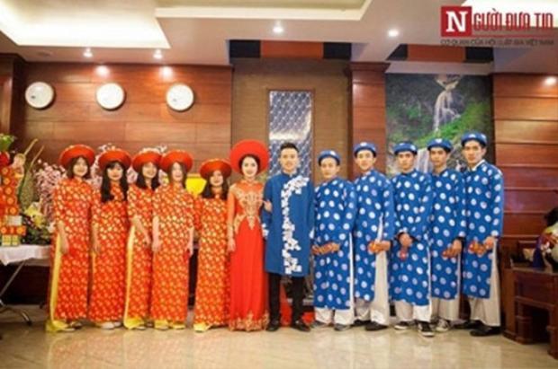 Cận cảnh đám cưới siêu khủng của con 2 đại gia Hà Tĩnh-Bắc Ninh