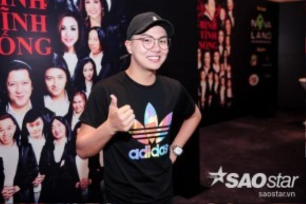 Ca sĩ - diễn viên Duy Khánh.