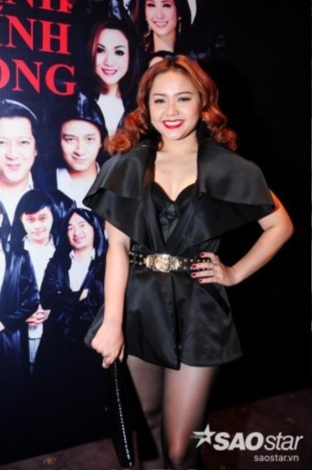Biên đạo - vũ công Huỳnh Mến.