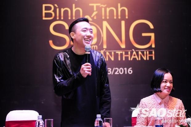 Trấn Thành mời Huỳnh Lập cùng làm đạo diễn cho liveshow 3 tỷ