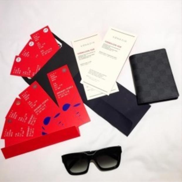 Những tấm vé VIP cho những show diễn hàng đầu đã được gửi tới Travis Nguyễn và Minh Hằng.