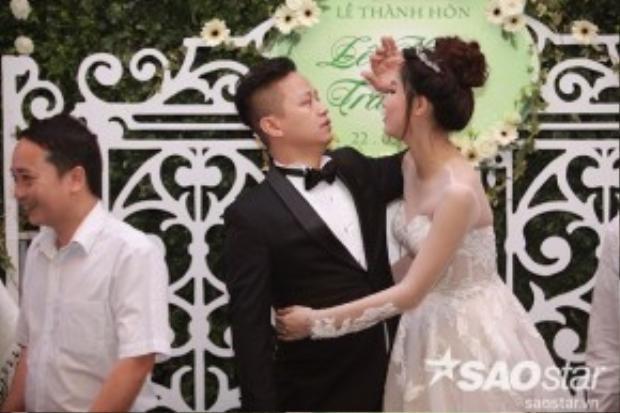 Sau cuộc thi Hoa hậu Hoàn vũ Việt Nam 2015, Trà My không tham gia quá nhiều các hoạt động showbiz. Cô hẹn hò vị hôn phu kể từ sau cuộc thi Hoa hậu.